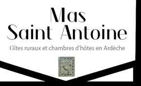 Mas Saint Antoine, Gîtes et chambres d'hôtes