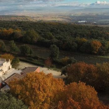 Gîte en Ardèche l'automne